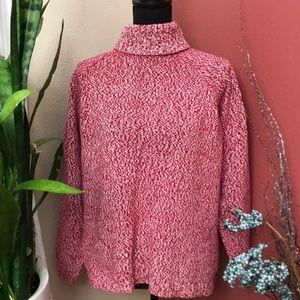 EUC- Karen Scott - Turtle Neck Sweater